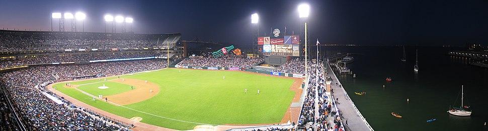 SF Ballpark 2 CA