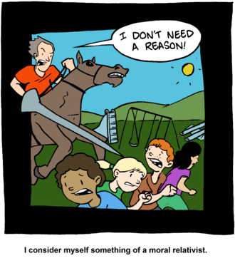 Saturday Morning Breakfast Cereal panel