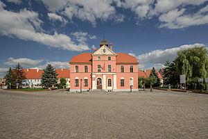 Lewin Brzeski - Lewin Brzeski Town Hall