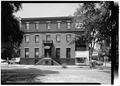 SOUTH FRONT - Anderson-Leslie House, 4 West Oglethorpe Street, Savannah, Chatham County, GA HABS GA,26-SAV,63-1.tif