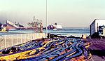 SS Sansinena Explosion - Los Angeles Harbor December 1976.jpg