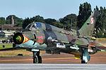 SU-22 Fitter - RIAT 2014 (25357748692).jpg