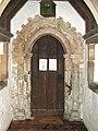 S Margaret, Burgh St Margaret, Norfolk - South porch - geograph.org.uk - 312307.jpg