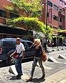 Sabana Grande Caracas. Bulevar de Sabana Grande. Calle Unión de Sabana Grande. Gente de Caracas. Foto de Vicente Quintero 02.jpg