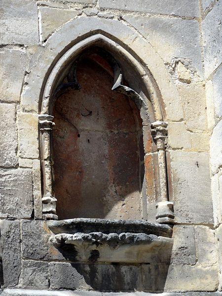 fichier sacy le grand 60 glise saint germain chevet niche dans le mur de la chapelle. Black Bedroom Furniture Sets. Home Design Ideas