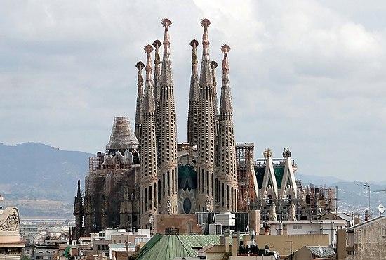 Sagrada Família 2009