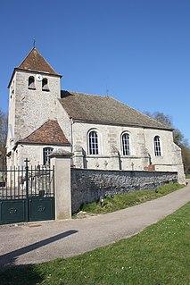 Saint-Cyr-en-Arthies Commune in Île-de-France, France