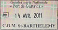 Saint Barthelemy entry passport stamp.jpg