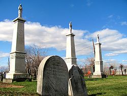 Saint Peter's Cemetery (Jersey City, New Jersey)