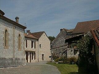 Saint-Cernin-de-Labarde Commune in Nouvelle-Aquitaine, France