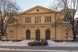 Kirken 2013.