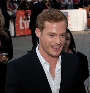 Sam Reid (actor) - At the 2013 Toronto International Film Festival