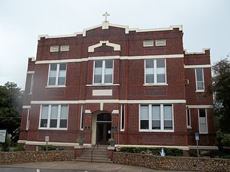 San Antonio, Florida - St. Anthony Catholic School, est. 1884
