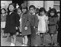 San Francisco, California. These first graders were pictured at Raphael Weill Public School, Geary . . . - NARA - 537477.tif