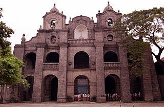 San Juan, Metro Manila City in Metro Manila, Philippines