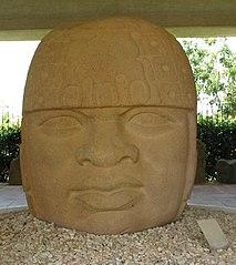 tête colossale 10 de San Lorenzo