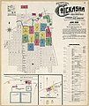 Sanborn Fire Insurance Map from Chickasha, Grady County, Oklahoma. LOC sanborn07038 006-1.jpg