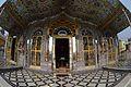 Sanctum Entranceway - Sheetalnath Temple - Sheetalnath Temple and Garden Complex - Kolkata 2014-02-23 9499.JPG