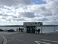 Sandbanks ferry slipway at the mouth of Poole Harbour - geograph.org.uk - 25128.jpg