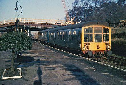 Arlesey Railway Station Car Park Britania