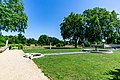 Sanssouci - Schloss Charlottenhof - Terasse DSC4610.jpg