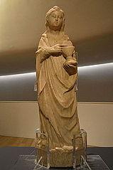 Escultura de Santa Bárbara