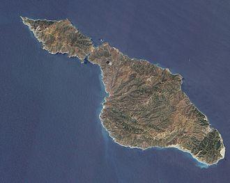 Santa Catalina Island (California) - Santa Catalina Island satellite image