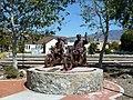 Santa Paula, CA, St Francis Dam Disaster Memorial, 2012 - panoramio.jpg
