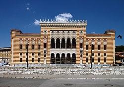 Sarajevo, knihovna.jpg