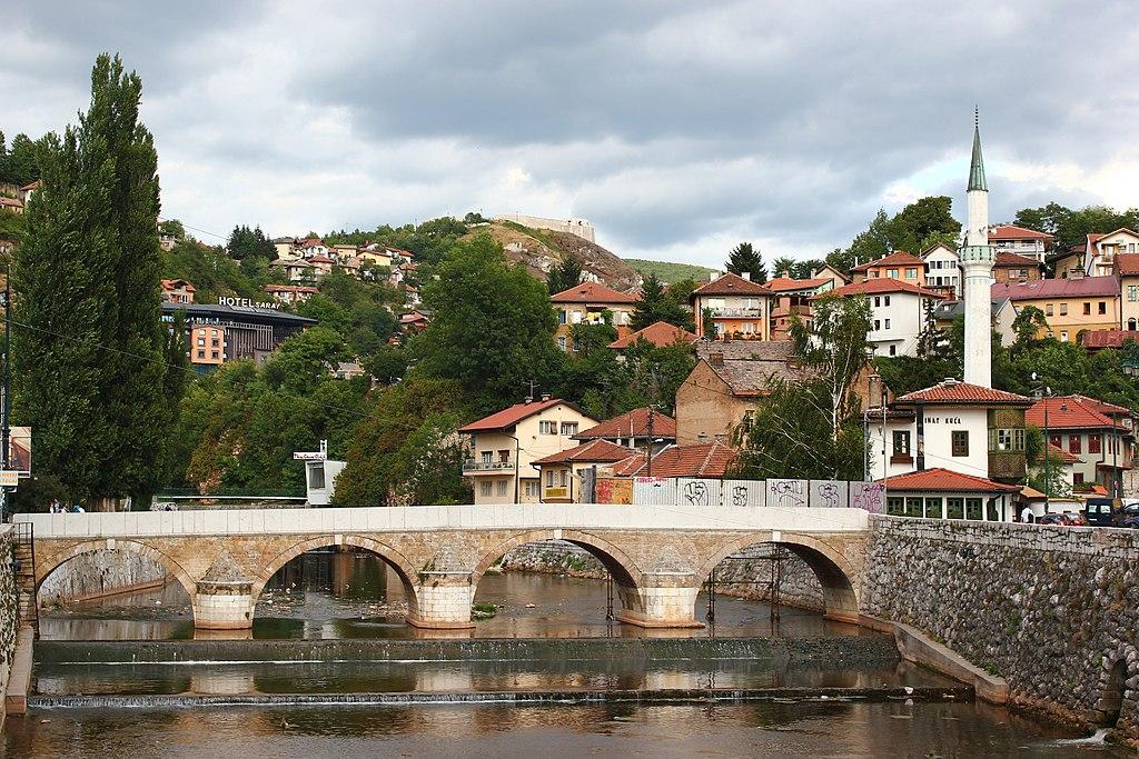 Sarajevo Miljacka 2