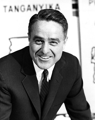 1972 United States presidential election - Image: Sargent Shriver 1961