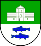 Coat of arms of the municipality of Sarlhusen