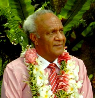 Sato Kilman Vanuatuan politician