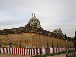 Sattainathar Temple, Sirkazhi - Image: Sattainathar temple (10)
