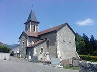 Sauverny (01) - Eglise.JPG