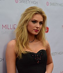 Saxon Sharbino at the Millie Thrasher's Sweet 16 Party-adj.jpg