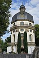 Schöntal - Kloster - Kreuzbergkapelle - Ansicht vom Friedhof 2.jpg