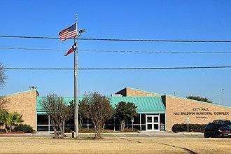 Schertz, Texas - Schertz City Hall