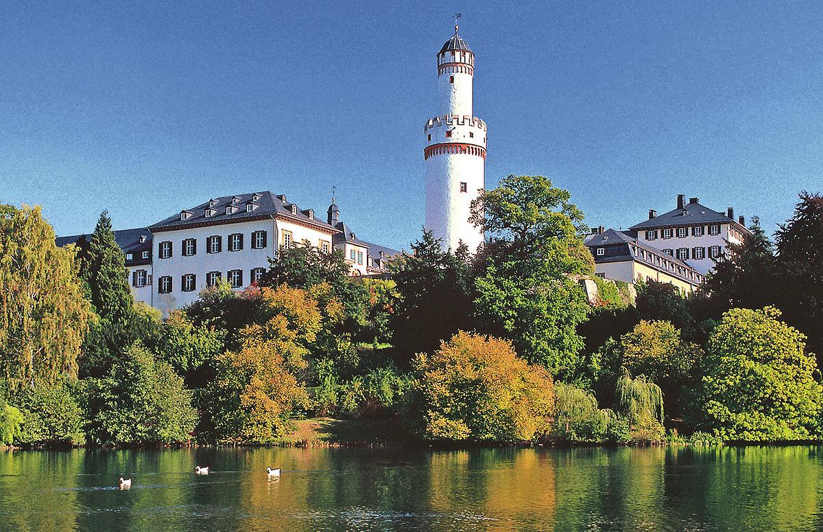 Bad Homburg Castle - Wikipedia