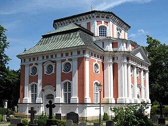 Buch (Berlin) - Schlosskirche