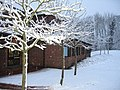 School and snow - geograph.org.uk - 1046905.jpg