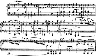Schubert's last sonatas - Opening of the Sonata in C minor