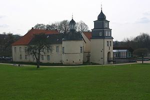 Henriette Davidis - Haus Martfeld near Schwelm. Henriette lived there from 1816 till 1818 with her sister Elisabeth.