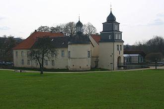 Henriette Davidis - Haus Martfeld near Schwelm. Henriette lived there from 1816 till 1818 with her sister Elisabeth.
