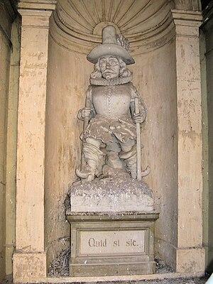 Petermännchen - Statue of Petermännchen