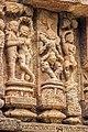 Sculpture on AudienceHall (Jagamohana, Pidha Deul)-9.jpg