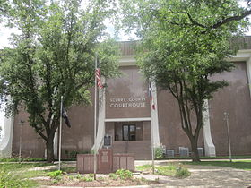 Scurry County Courthouse, Snyder, TX IMG 4574.JPG