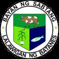 Seal of Sabtang, Batanes.png