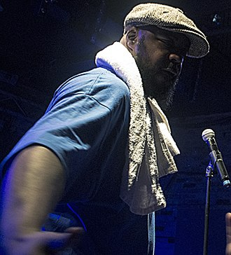 Sean Price - Price performing in London, Ontario in 2013