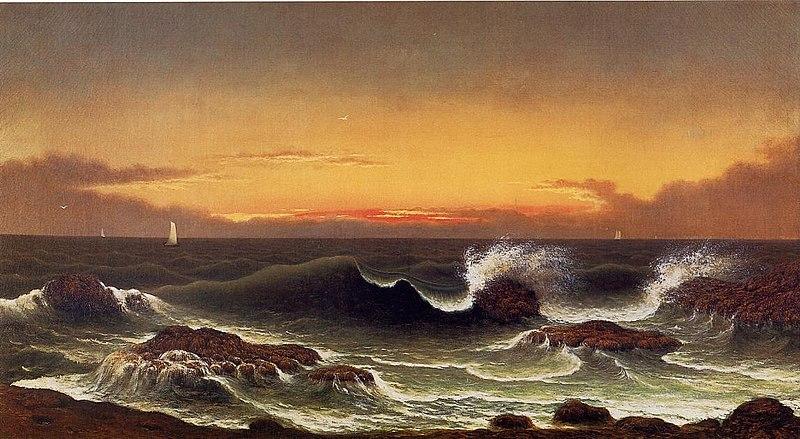 File:Seascape - Sunrise.jpg
